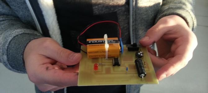 Anmeldung zum Erlebnistag Elektrotechnik