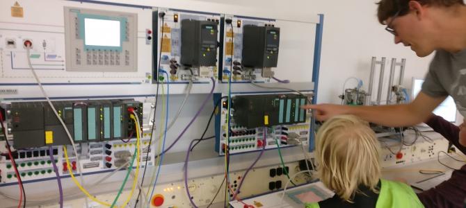 """Erlebnistag """"Elektro- und Automatisierungstechnik"""""""