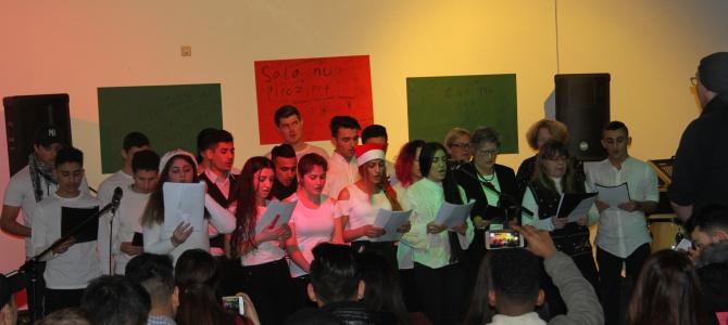 Premiere: Weihnachtssingen an der WvS