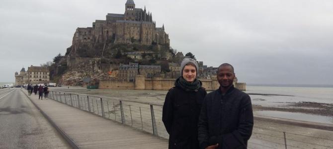 Schüleraustausch mit Caen/Frankreich