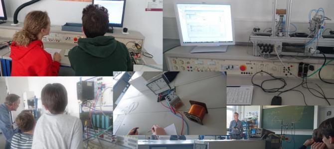 Erlebnistag Elektro- und Automatisierungstechnik 2019