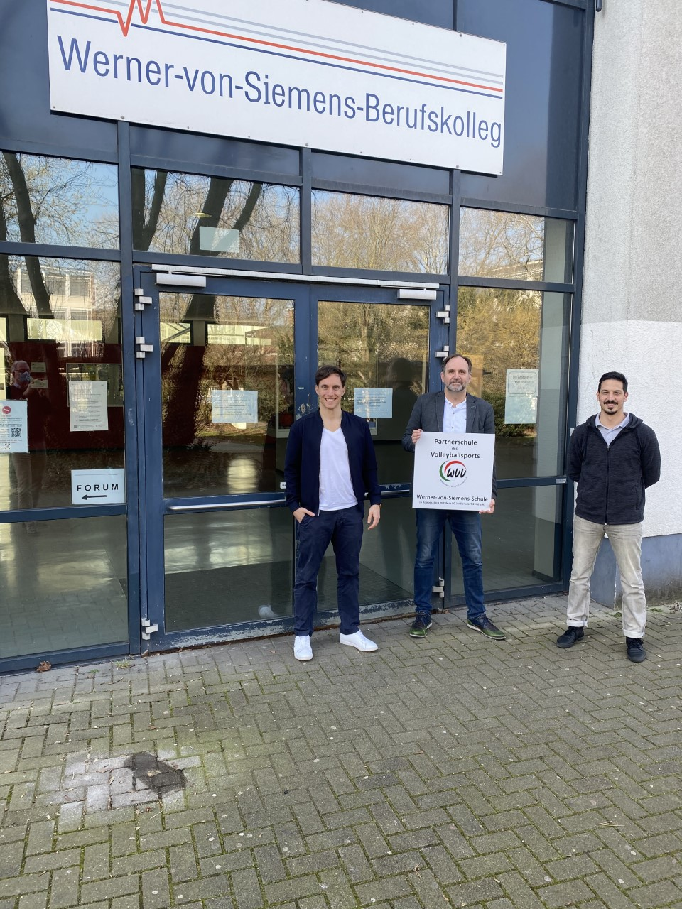 """""""Internationalen Tag des Sports"""" an der Werner-von-Siemens-Schule"""